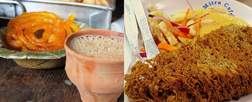 snacks kolkata food