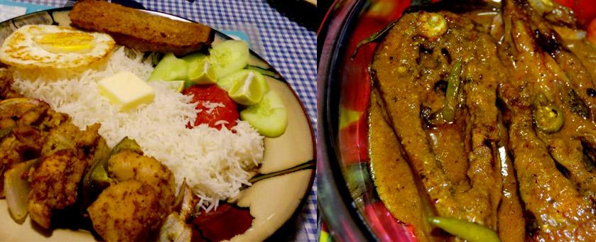 chelo-kabab-fish-curry-kolkata-food