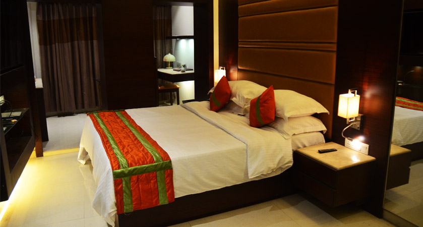 samilton hotel kolkata double room