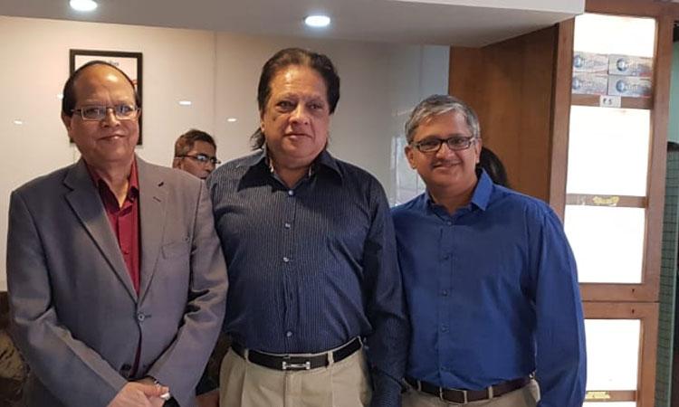 Ex governor of Bangladesh staying at samilton