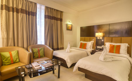 Samilton Hotel Kolkata Standard Room